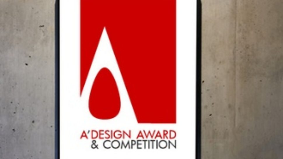 A' Design Award & Competition 2015.