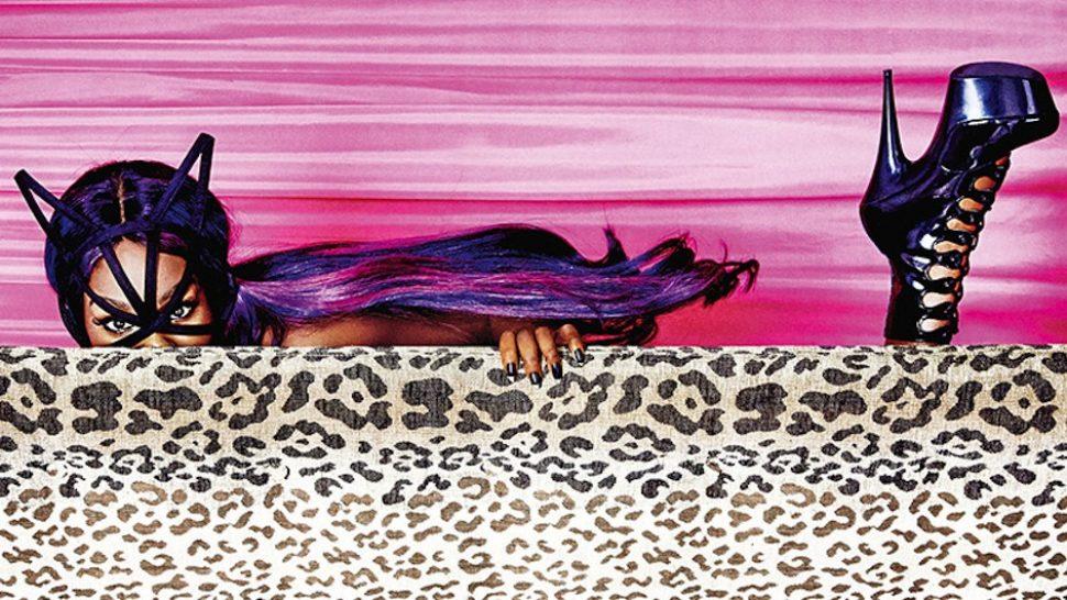 Azealia Banks na naslovnici Playboya