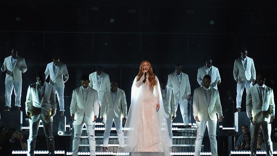 Beyoncé oduševila nastupom na dodjeli Grammyja