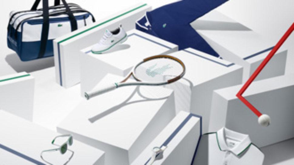 Lacoste oživljava kultni teniski reket