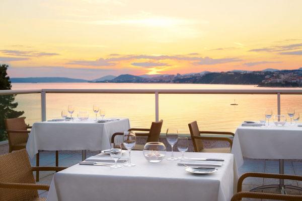 Romantično proljeće u hotelu Le Meridien Lav