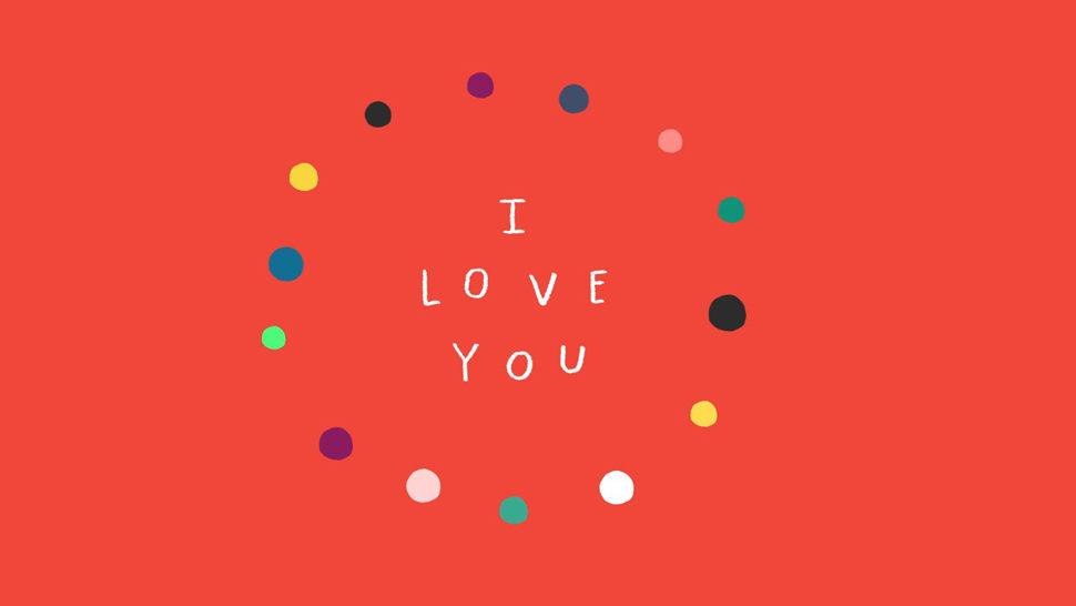 Animirani video posvećen ljubavi