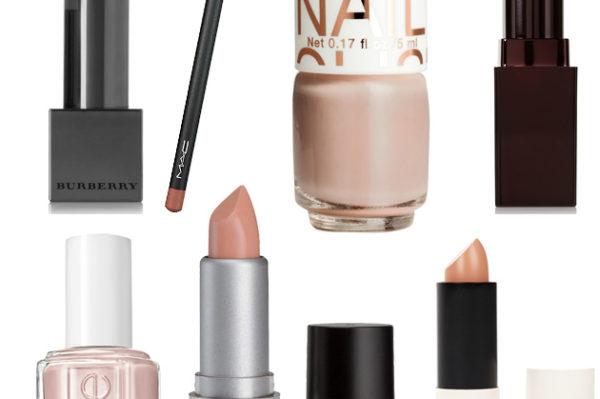 'Nude' beauty proizvodi za proljeće