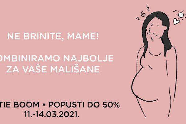 Znamo gdje možete uloviti popust od čak 50% na proizvode za bebe, mame i trudnice