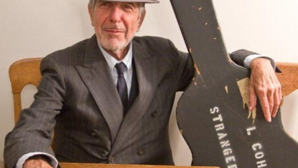 Novi album Leonarda Cohena