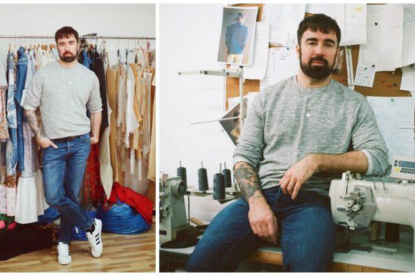 Portret modnog dizajnera: Robert Sever