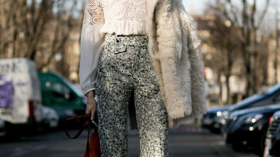Street style inspiracija: Elena Perminova
