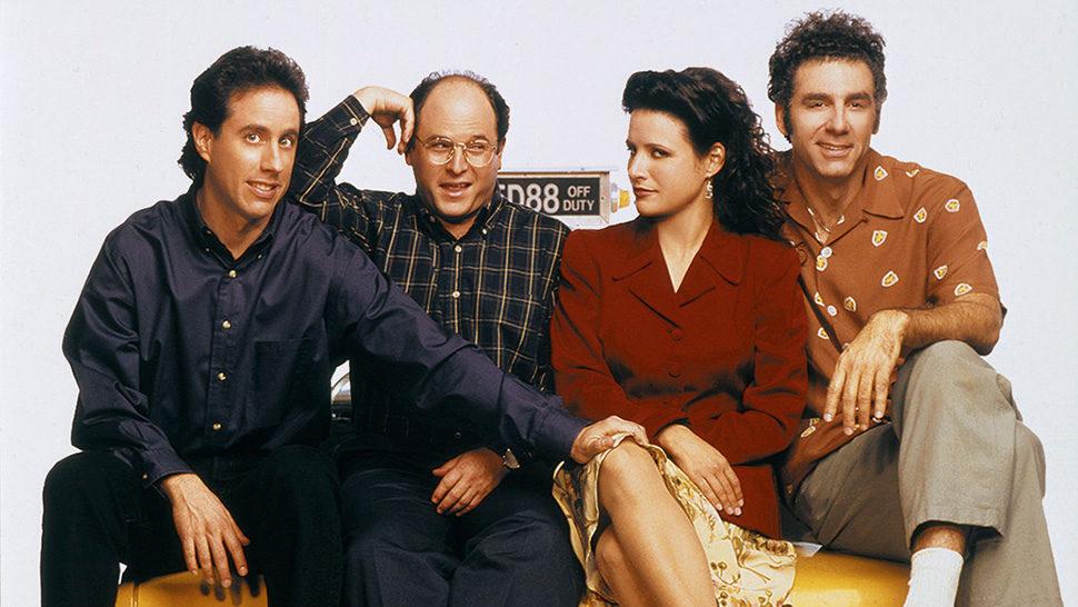Web izdanje kultne serije Seinfeld