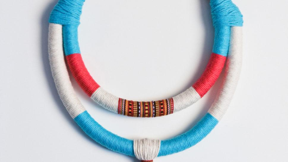 Etno kolekcija nakita Barbare Radulović
