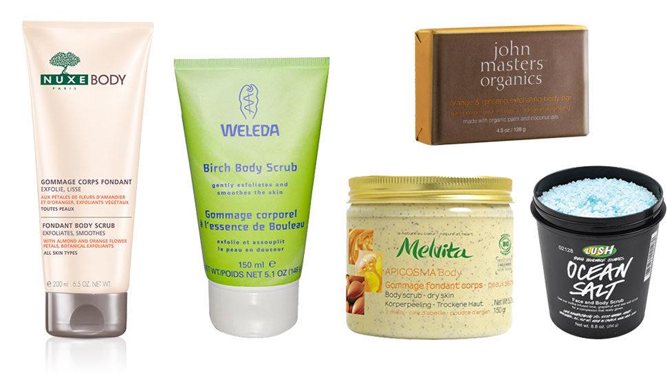 Prirodni proizvodi za piling tijela