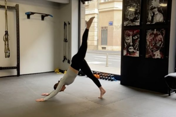 Danas popodne vježbamo pasivno aktivan pilates