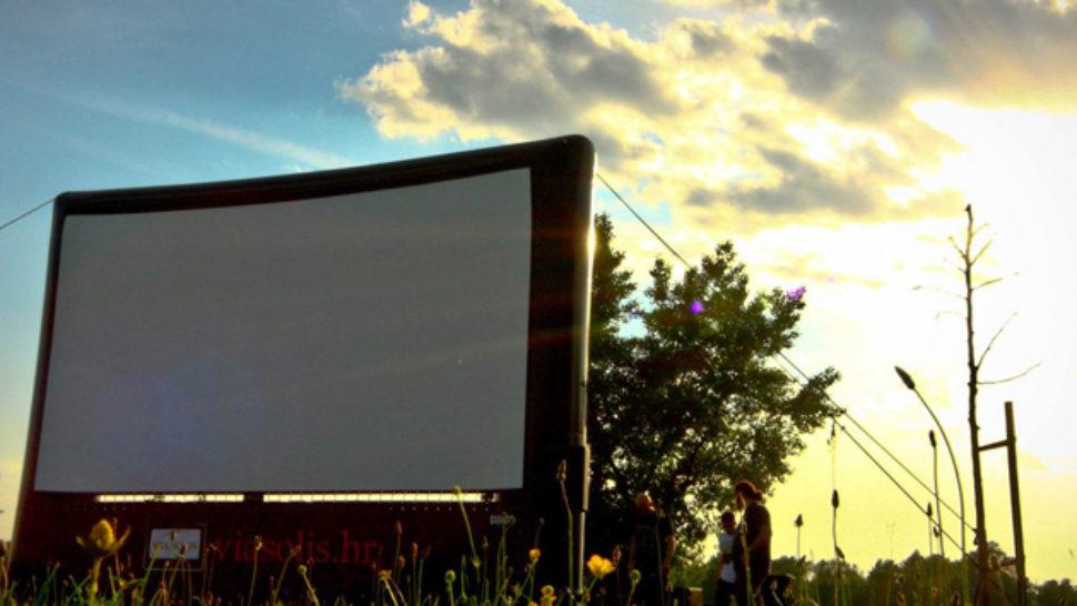 Ponovo doživite kino pod vedrim nebom