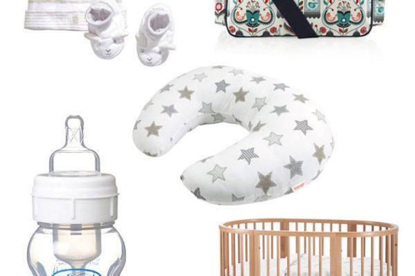 Popis osnovnih stvari za bebu