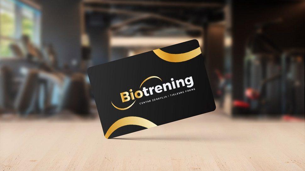 #OdbrojavamDo giveaway: Osvojite premium članarinu u Biotrening Centru