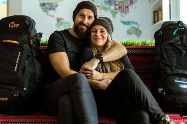 U tandemu: Anđela i Davor Rostuhar proveli su 365 dana na putu i sve pretočili u film 'Ljubav oko svijeta'