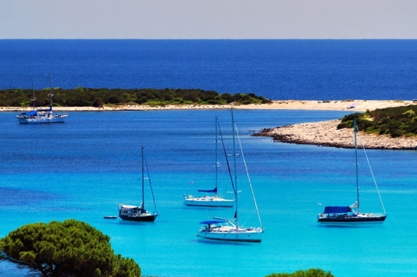 3 rajske plaže Dugog otoka