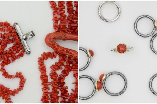 Koraljni nakit inspiriran Dubrovnikom