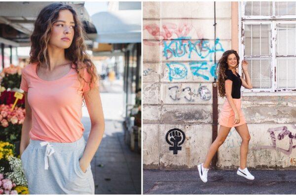 Udobni i trendi loungewear modeli za ljetne dane nose Esmara potpis