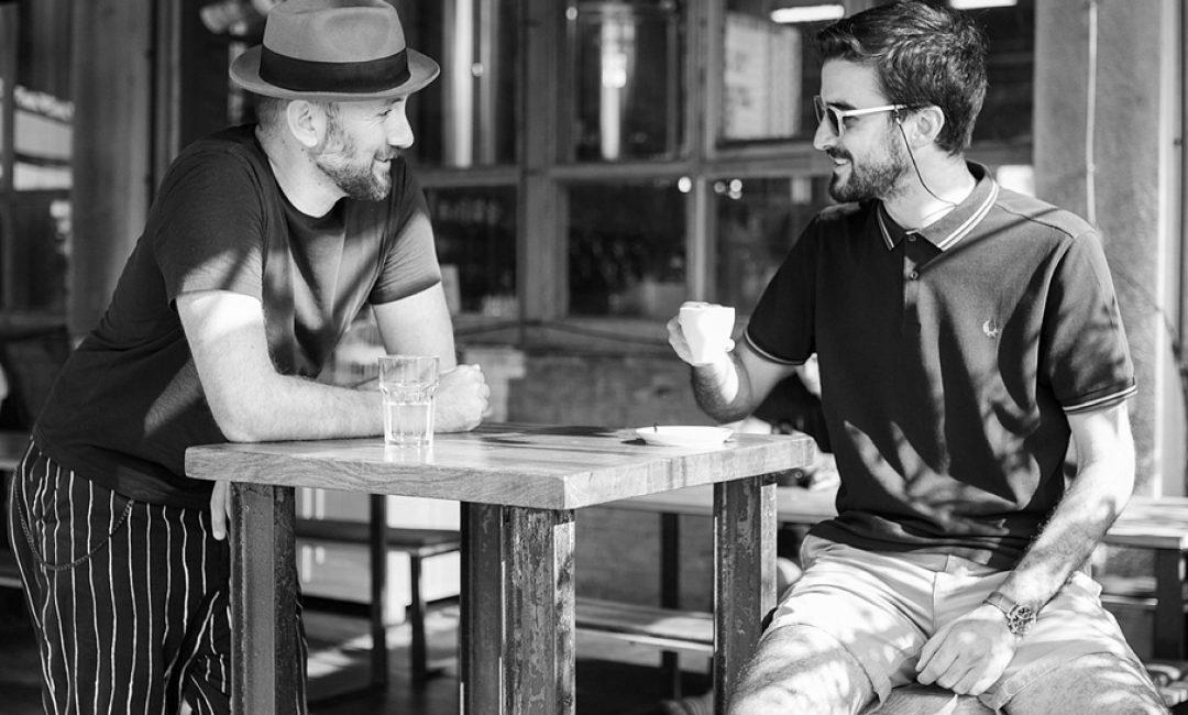 Ljetno popodne proveli smo s Markom i Antoniom, organizatorima popularnih hrvatskih festivala