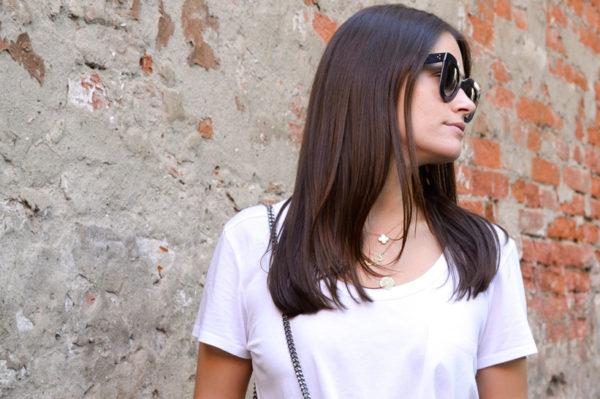 Street style inspiracija: Dina Ćorić Bosnar