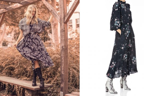 Haljina i čizme su savršena jesenska kombinacija – pronašli smo najbolje modele sezone uz koju ju možete ostvariti
