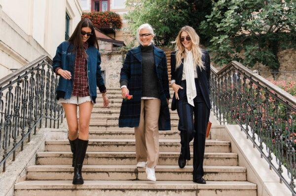 Tri generacije žena pokazale su nam kako izgleda jesen u njihovom ormaru