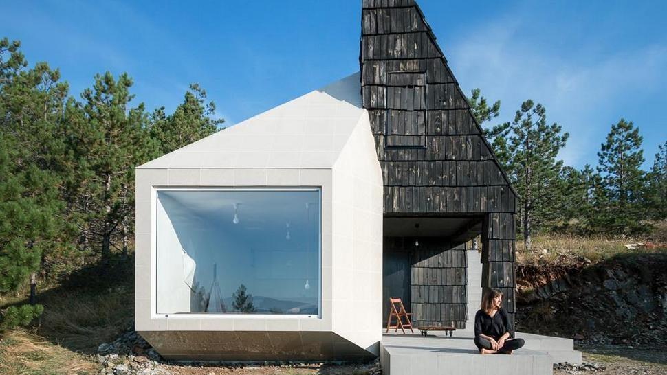 Idealna, jednostavna planinska vikend kuća