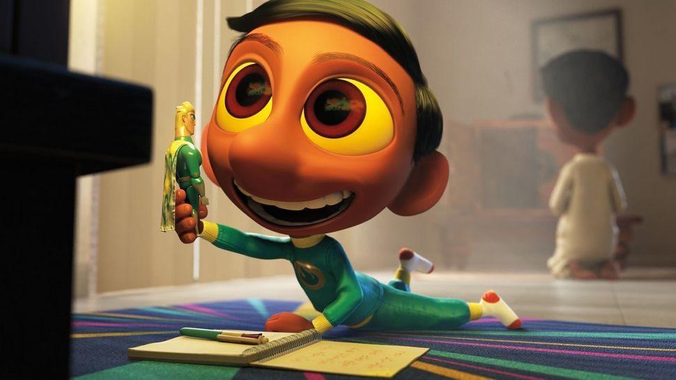 Dječji animirani film inspiriran stvarnim događajem