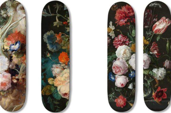 Skate i surf daska kao umjetničko djelo