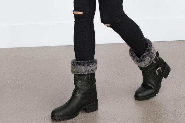 Tople čizme za zimu