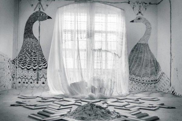 Čudesan svijet mlade hrvatske umjetnice