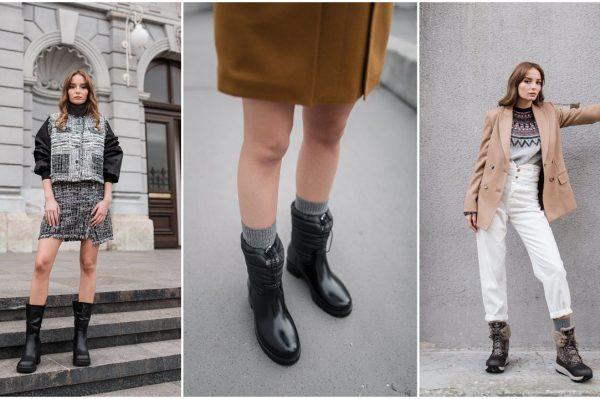 Najudobnije trendi čizme za svaku zimsku garderobu i kombinaciju