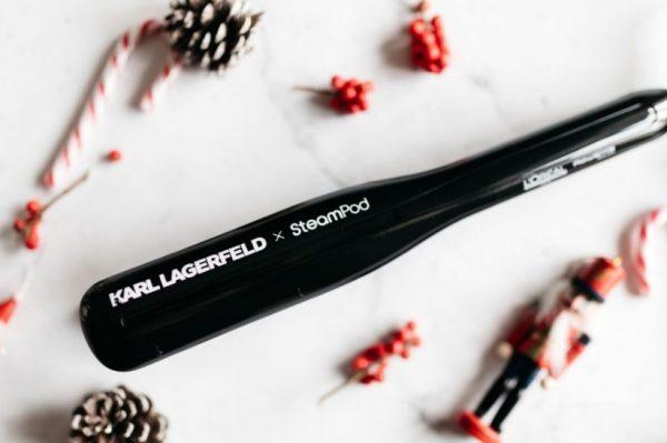 Journal.hr adventsko darivanje: Karl Lagerfeld x Steampod 3.0 pegla za kosu