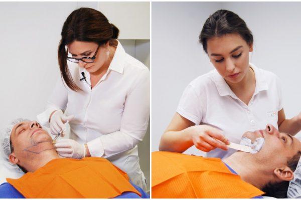 Novi tretman uklanjanja podbratka koji na koži ne ostavlja posljedice poput crvenila i natečenosti