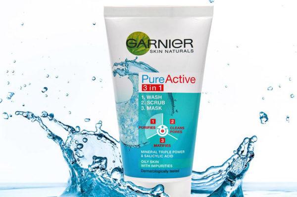 Uz Garnier osigurajte svojoj koži svježinu i čistoću