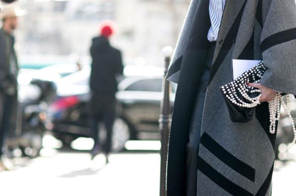 Street style kombinacije: Zimski kaputi