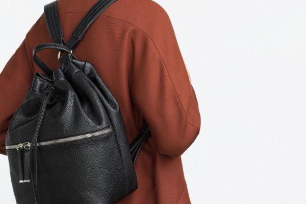 Crni ruksaci iz high street ponude