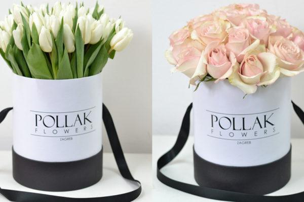 Poklonite cvijeće na jedinstven način