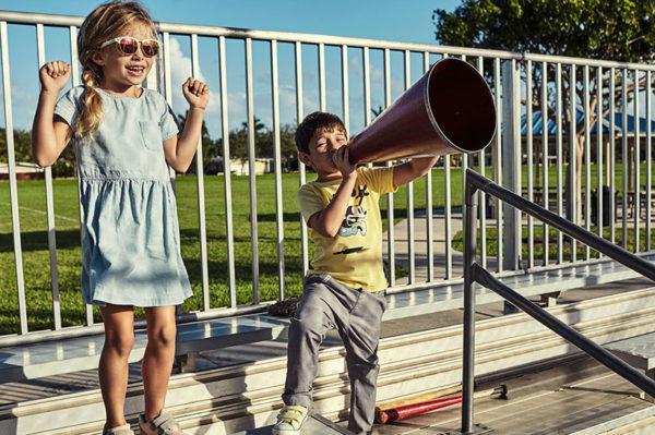 Sportski duh u novoj Reserved Kids kampanji
