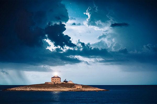 Fantastičan time-lapse video oluje na otoku Hvaru postao viralan