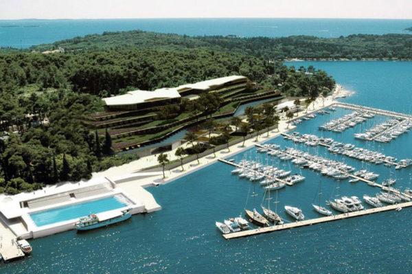 Ovako će izgledati novi rovinjski hotel Park i ACI marina