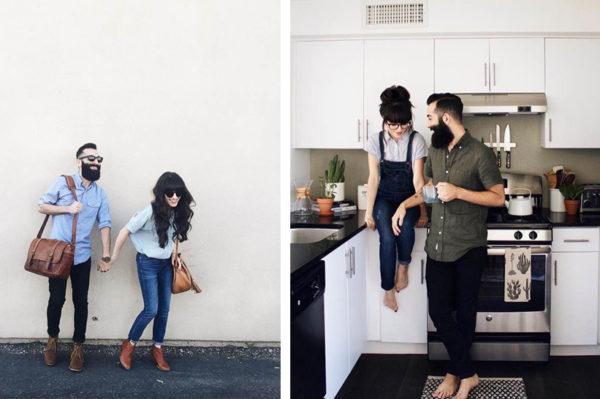 Slatki blogerski par s Instagrama
