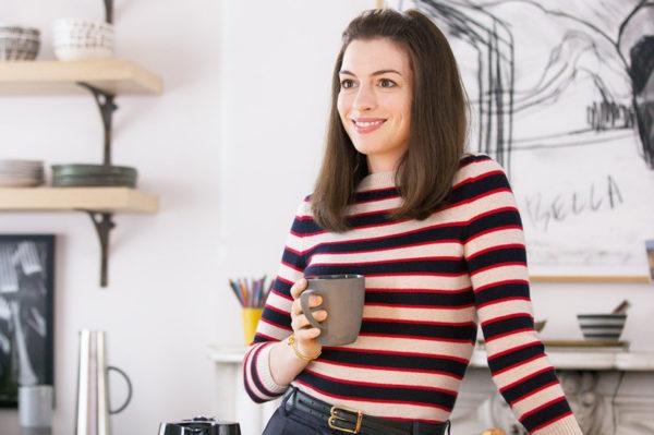 Anne Hathaway je postala mama