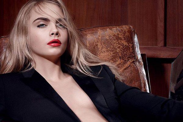 Cara Delevingne je novo lice Rimmel kozmetike