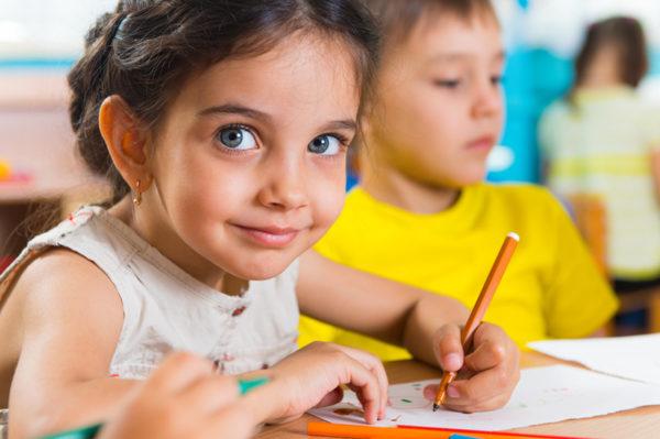 Djeca i učenje francuskog jezika