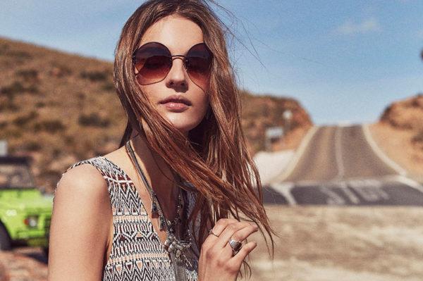 Trendi sunčane naočale iz high street ponude
