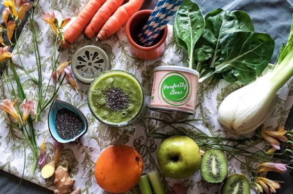Zeleni smoothie za imunitet i detoksikaciju