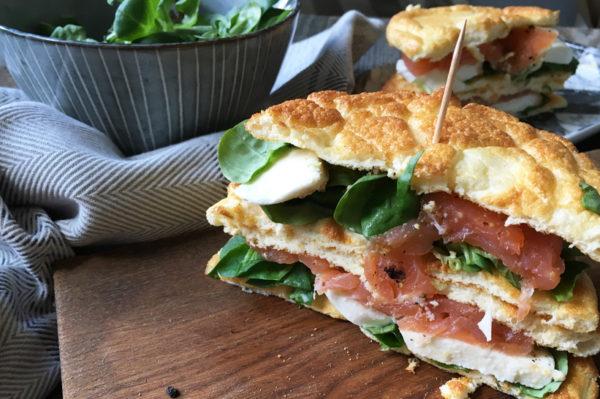 Sočni sendvič od bezglutenskog kruha