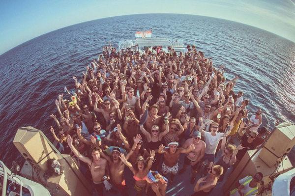 Gdje vas ovo ljeto očekuju odlični partyji na brodovima?