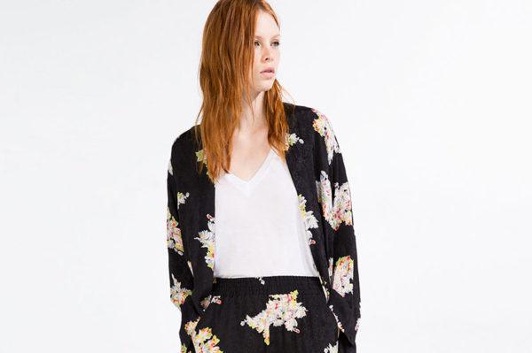 Ovaj model hlača s printom je proljetni favorit